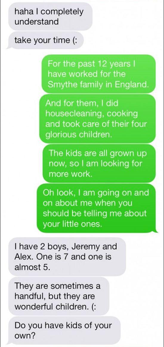 Funny Text Message Prank (8 pics)
