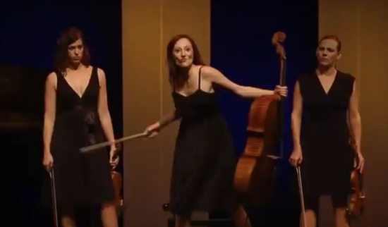 Classical Music Girls Performance