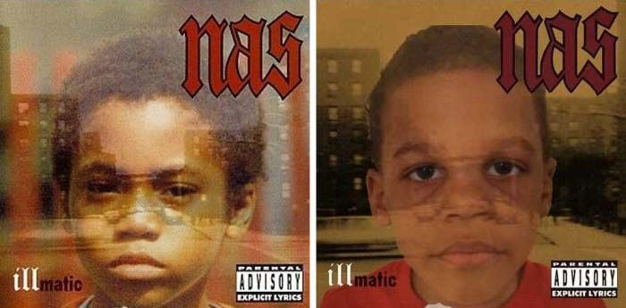 Dad Recreates Famous Album Covers with His Sons (16 pics)