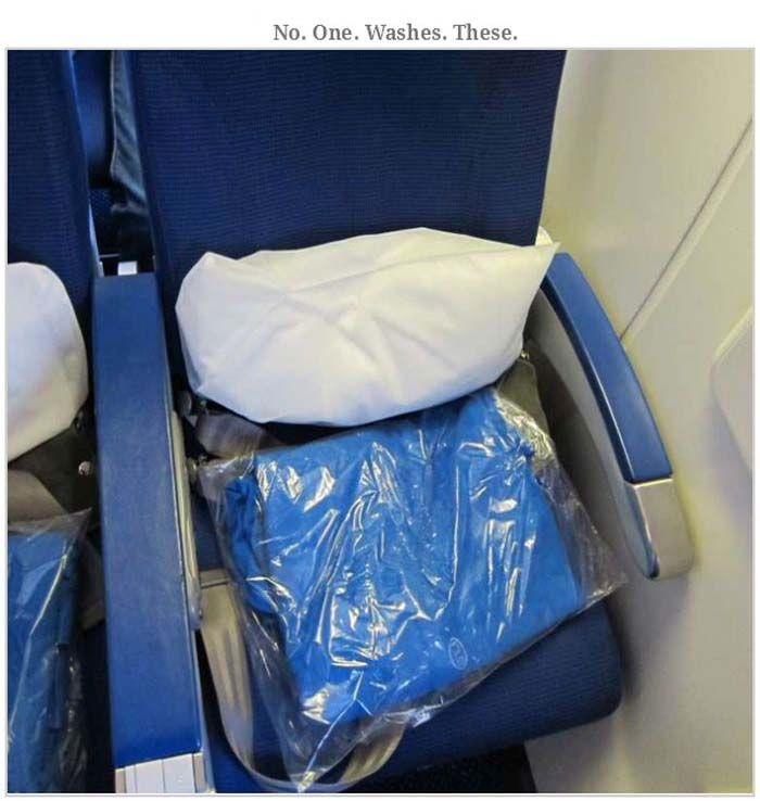 Airlines Secrets (18 pics)