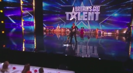 79 Years Old Granny Shocks Judges on Britain's Got Talent