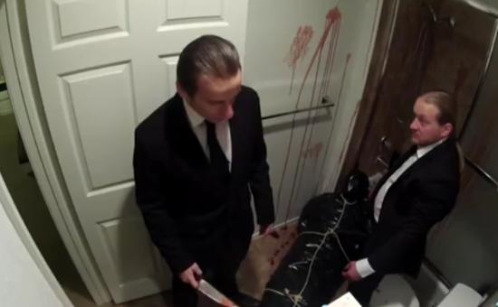 Russian Mafia Dead Body Clean Up Prank