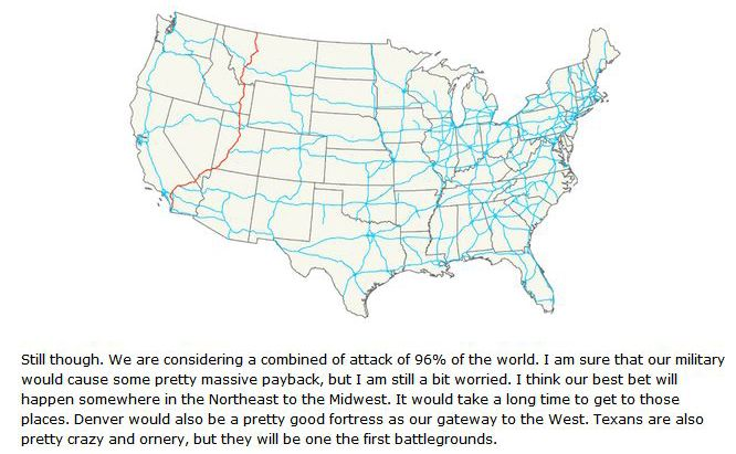 The United States vs The Rest of the World (12 pics)