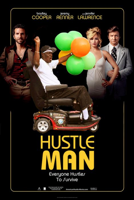 The Hustle Man (25 pics)
