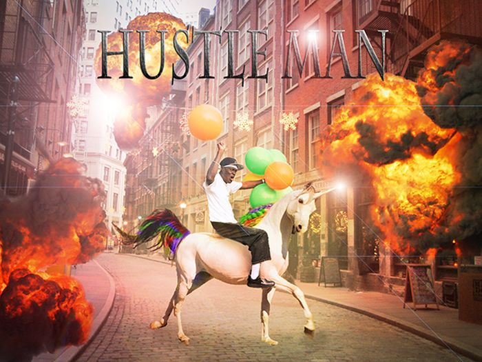 The Hustle Man (25 pics)