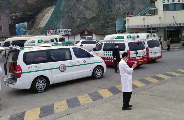 South Korea Ferry Disaster (76 pics)