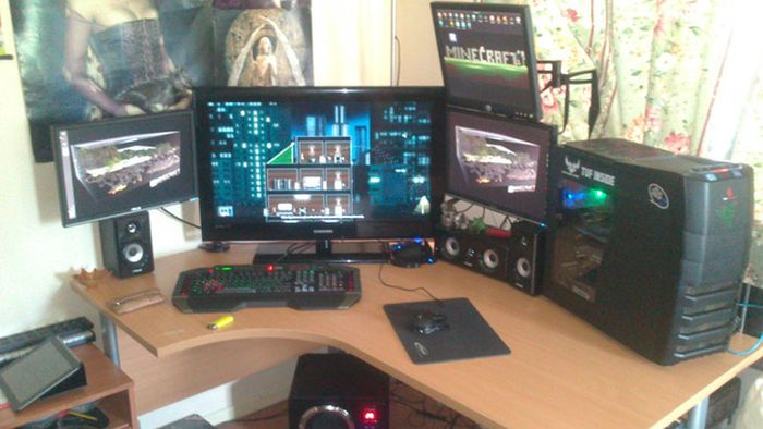 Battlestations (40 pics)