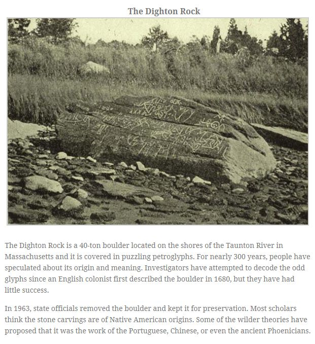 Unsolved Mysteries (7 pics)