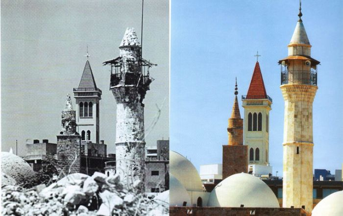 Lebanon During and After the War (21 pics)