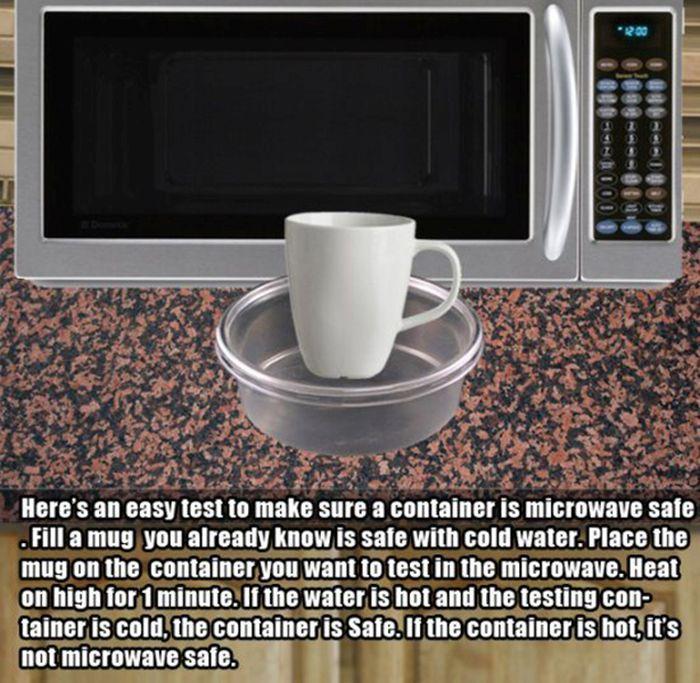 Microwave Hacks (20 pics)