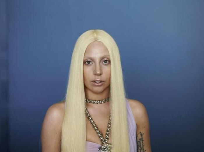 Lady Gaga Before and After Retouch (9 pics)