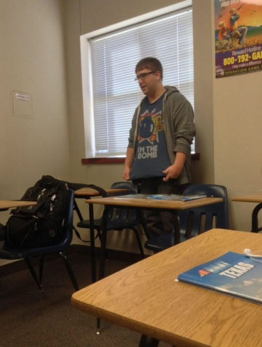 Fun Times at School (45 pics)