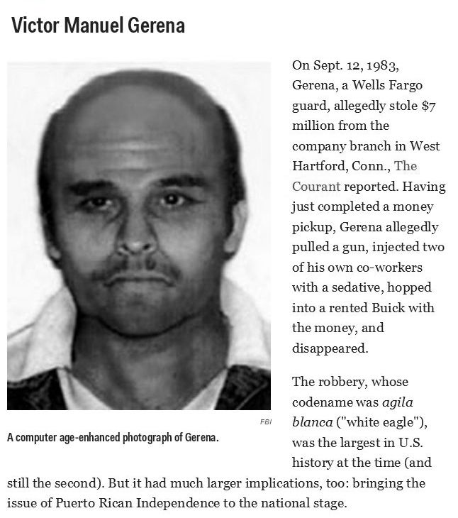 The 10 Most Wanted Fugitives In America (19 pics)