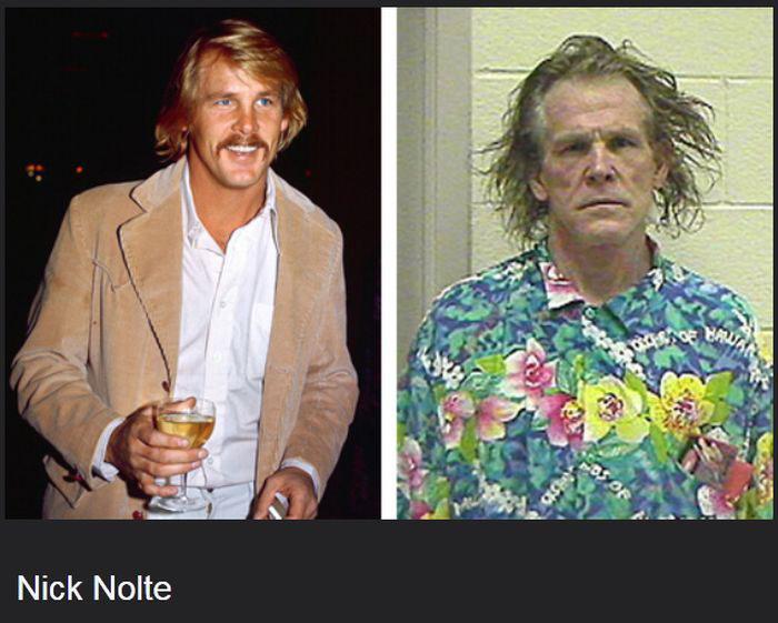 Celebs Who Aged Terribly (20 pics)