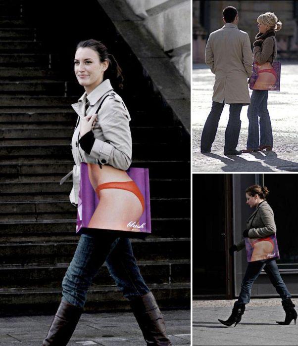 Creative Shopping Bag Designs (29 pics)