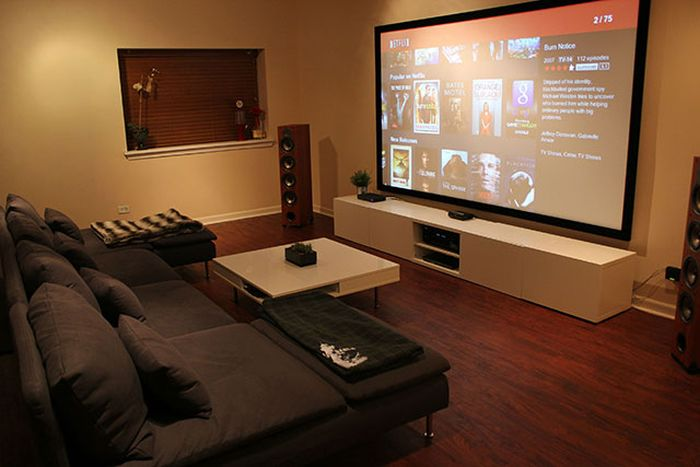 Amazing Home Theaters (32 pics)