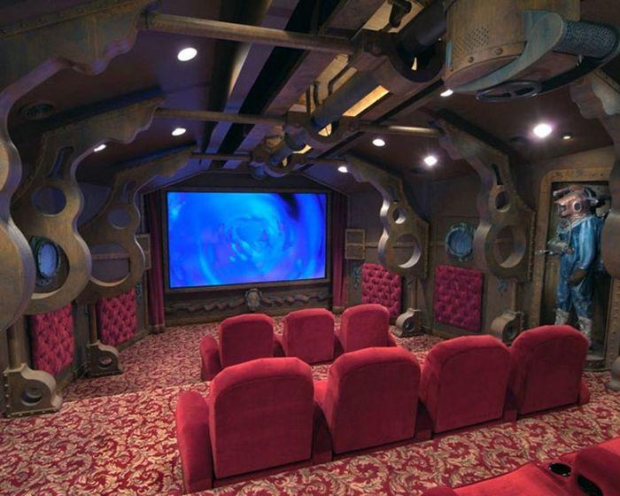 Amazing Home Theaters (32 pics)