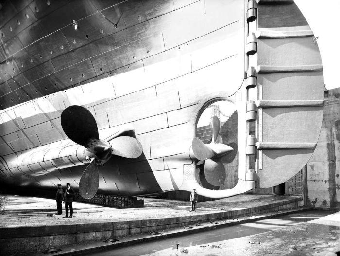 Rare Photos of Titanic (20 pics)