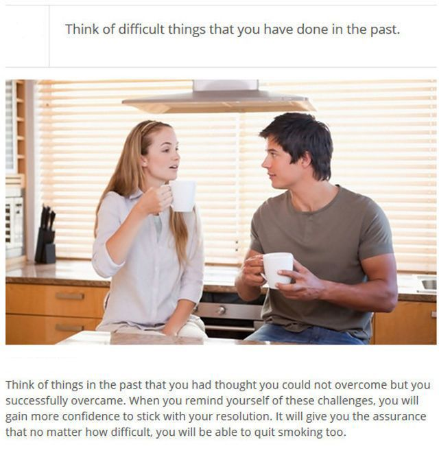 How to Quit Smoking (25 pics)