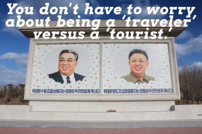 Why North Korea is Perfect for American Tourists (10 pics)
