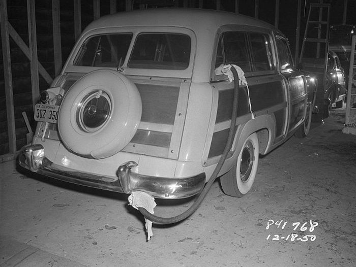 LAPD Archive Photos (15 pics)