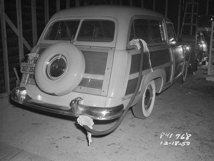 LAPD Archive Photos (15 pics)