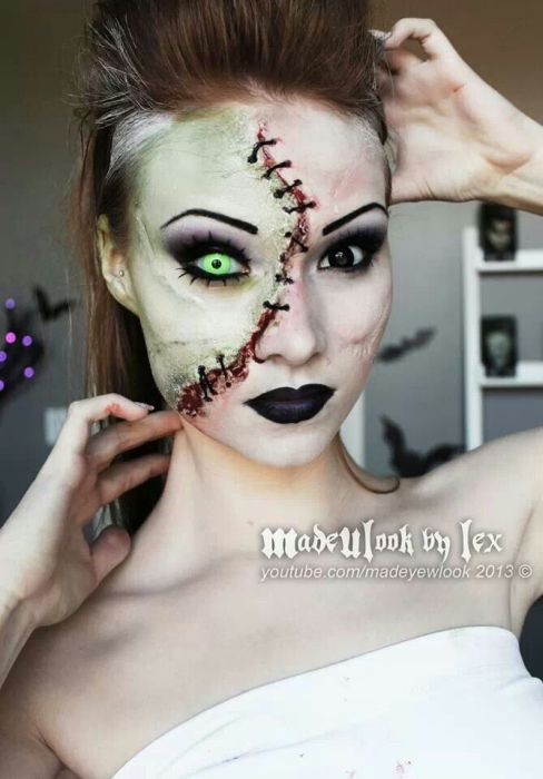 Makeup by Alexis Fleming (30 pics)