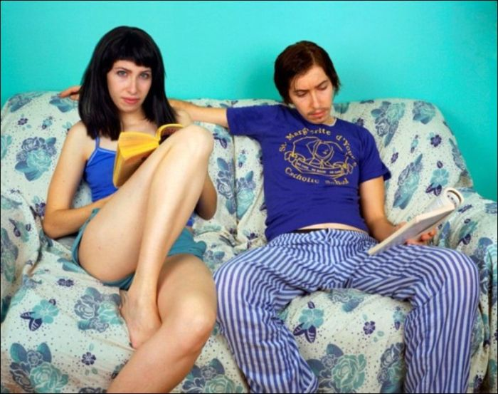 These Couples Are Not Real (7 pics)