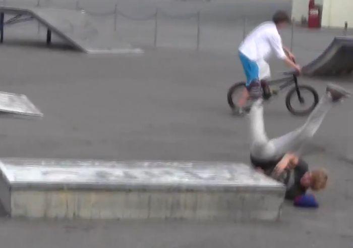 Best Skateboard Fails Compilation 2014