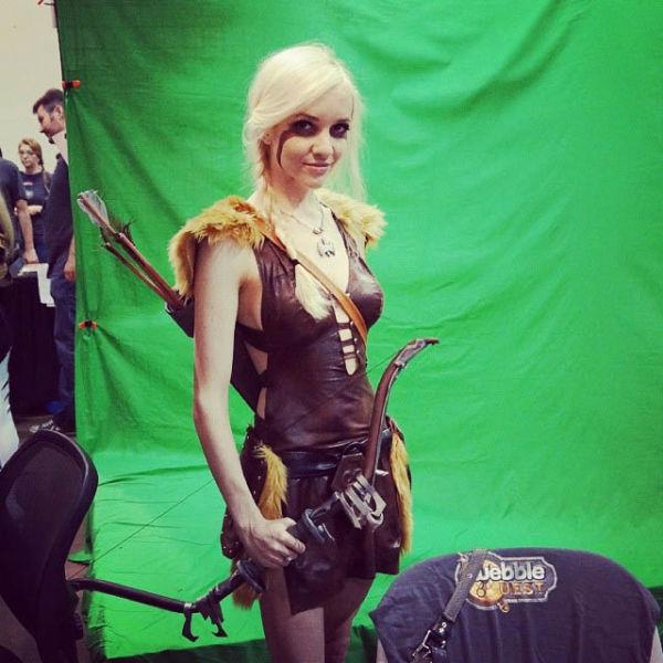Girls of  Wondercon 2014 (47 pics)
