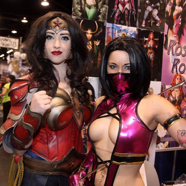 Girls of  Wondercon 2014 (47 pics)