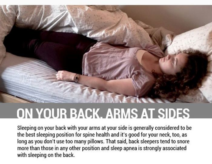 Learn How The Way You Sleep Effects You When You're Awake (8 pics)
