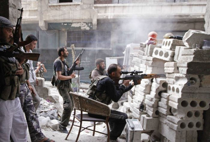 These Pictures Of The Syrian War Will Break Your Heart (58 pics)