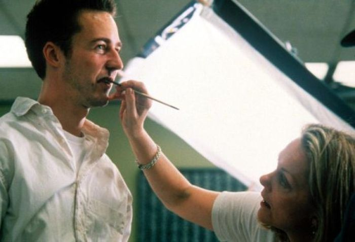 Cool Behind The Scenes Pics Of Your Favorite Films (44 pics)