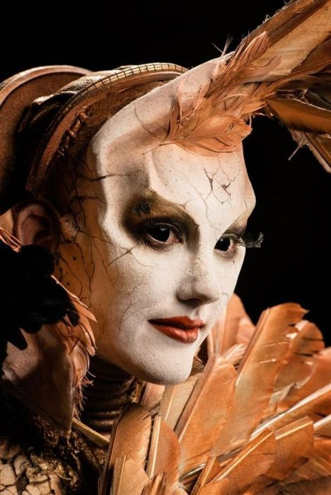 The Coolest Makeup From The Show Face Off (47 pics)