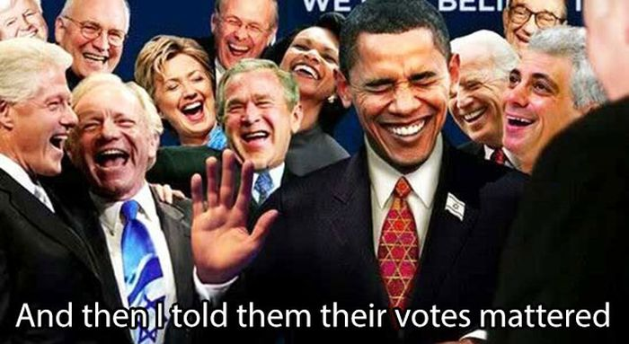 The Ugly Truth About Politics In Pictures (24 pics)