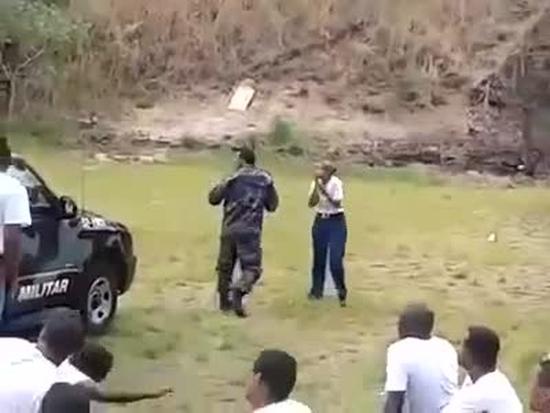 Epic Hand Grenade Fail