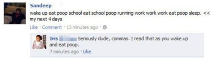 Get Good At Grammar Or Get Made Fun Of (33 pics)