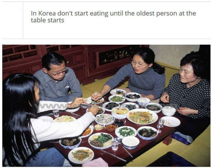 Eating Etiquette In Other Countries (25 pics)