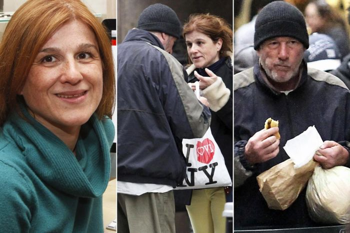 This Celebrity Dressed As A Hobo See What Happened (4 pics)