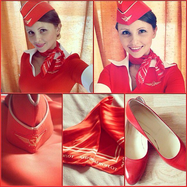 These Russian Flight Attendants Are Looking Good (64 pics)