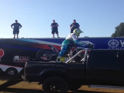 How To Load A Dirt Bike Into A Pickup Truck Like A Boss