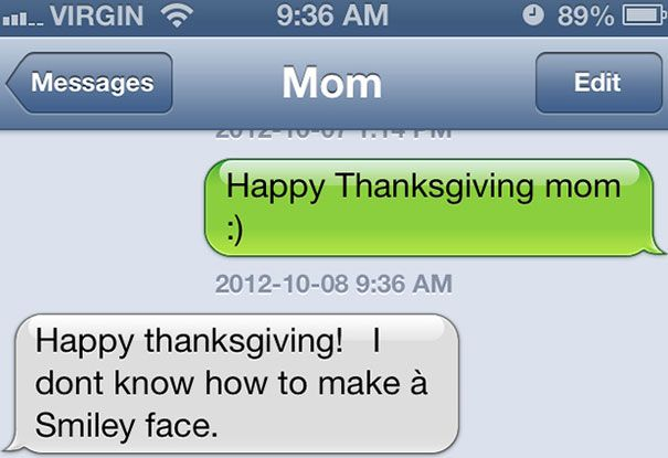 Why Your Parents Should Never Be Allowed To Text (22 pics)