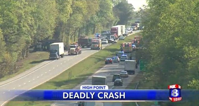 Woman Dies In Crash After Posting Facebook Status (4 pics)
