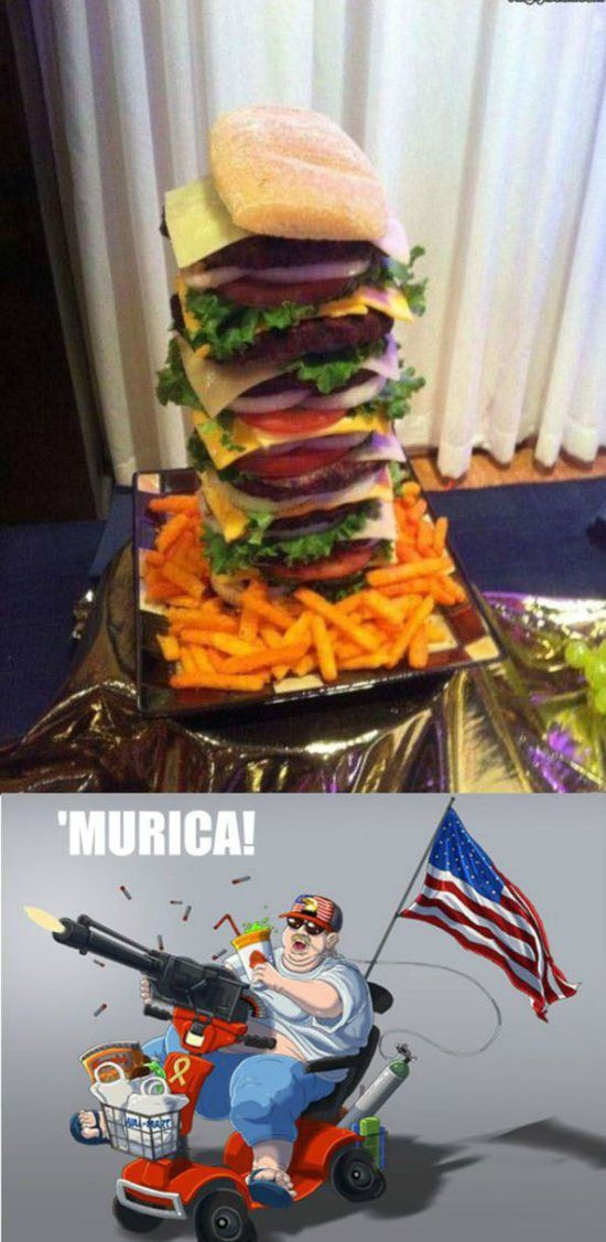 'Merica Land Of The Awesome Home Of The Epic (55 pics)