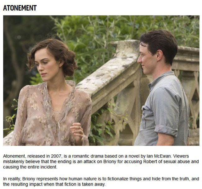 5 Movie Endings That People Just Didn't Get (5 pics)