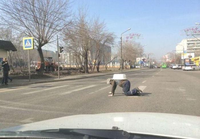 Things You'll Only See In Russia (50 pics)
