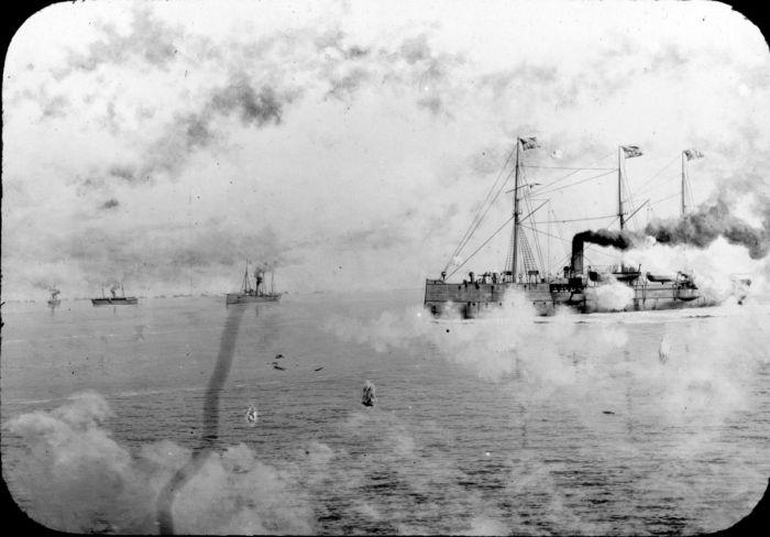 An Inside Look At The US Navy 116 Years Ago (16 pics)