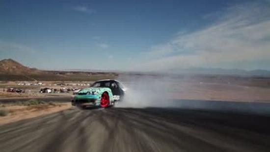 Awesome 360 Drifting