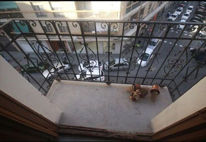 Awesome Idea To Make Your Balcony A Lot Cooler (22 pics)